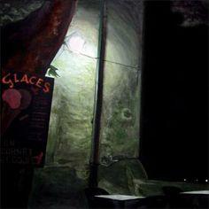 AGRISELIN - CITES - Nocturne 01 - Peinture - Acrylique sur toile marouflée