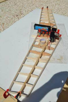 Stage Four – Building Balsa RC Airplanes