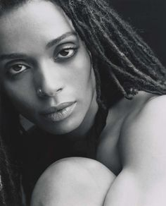 Lisa Bonet one of my favourite actresses ive worked with, Lisa Bonet is special, you would just to walk in her home and you would get a quick sense of it, unique in itself.  #lisabonet