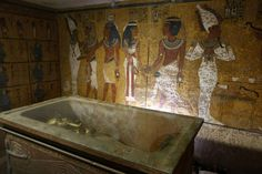 Valley Of The Kings in Luxor, Luxor Governorate  King Tut's Tomb in Egypt in the Valley of the Kings http://www.globalpost.com/photo-galleries/planet-pic/5757853/king-tuts-tomb-surrenders-its-mysteries-modern-science