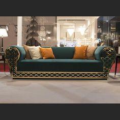 56 Beautiful DIY Sofa Design Ideas - Home-dsgn Small House Furniture, Home Decor Furniture, Sofa Furniture, Luxury Furniture, Living Room Furniture, Living Room Decor, Furniture Design, Wooden Furniture, Furniture Ideas