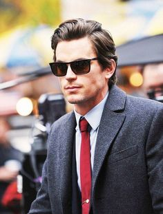 Style Celebrity: Matt Bomer : theBERRY
