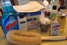 How to Clean and store vintage purses / handbags including beaded, leather, patent, wicker, and fabric bags.  I am going to try to clean my bags this evening!    There is a link for making your own leather cleaner and I love the idea of putting little baking soda sachets in bags that are being stored.