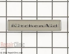 kitchenaid nameplate. KitchenAid Nameplate Kitchenaid