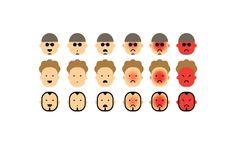 Besty_friends manegement application by Goeun Lee, via Behance