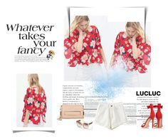 """""""LUCLUC II.25"""" by krischigo ❤ liked on Polyvore featuring Gianvito Rossi, Chloé and lucluc"""