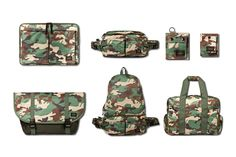 """Head Porter 2013 Spring/Summer """"Camouflage"""" Collection"""