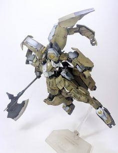 Gundam Daddy: Gundam Gusion Rebake Full City