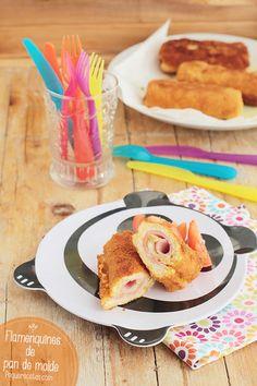 Los flamenquines de pan de molde son una receta fácil perfecta para una cena rápida. Aprende a hacer flamenquines de pan de molde con esta receta paso a paso.