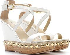 VIA SPIGA Women's Moss Wedge Sandal