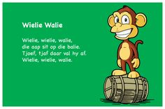 Wielie Walie - Kinderrympies in Afrikaans Alfresco Designs, Kids Poems, Teaching Aids, Do You Remember, Afrikaans, Child Development, Kids Education, School Projects, Kids And Parenting