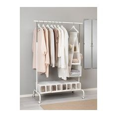 PLURING Hanging storage with 3 compartments  - IKEA