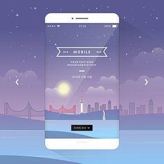 App Ui Design, Interface Design, App Promotion, Graphic Design Resume, Web Colors, App Design Inspiration, Event Page, Application Design, Slide Design