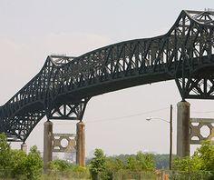 America's Most Dangerous Bridges: U.S. Route 1/9 over Hackensack River (Pulaski skyway), South Kearny/Jersey City, NJ