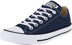 Looking for Converse Womens All Star Ox Low Chuck Taylor Chucks Sneaker Trainer - Navy - ? Check out our picks for the Converse Womens All Star Ox Low Chuck Taylor Chucks Sneaker Trainer - Navy - from the popular stores - all in one. Sneakers Mode, Latest Sneakers, Sneakers For Sale, Classic Sneakers, Sneakers Fashion, Converse Chucks, Converse All Star Ox, Converse Chuck Taylor All Star, Chuck Taylor Sneakers