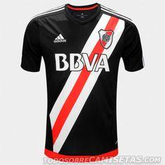 25f0919f6 Camiseta Adidas de River Plate Homenaje a Labruna 2016-17 River Plate  Camiseta