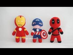 PJ Masks amigurumi tutorial ( Héroes en Pijama) - YouTube