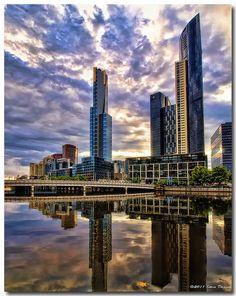 Melbourne, via Flickr.