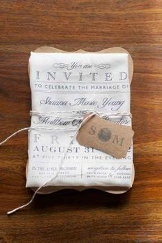 16 Alternative Wedding Invitations And Save The Dates | 16 Alternative Wedding Invitations And Save The Dates