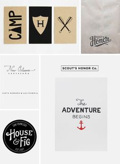 Interview with Annemarie Buckley of Scout's Honor Co. A must-read for all lettering enthusiasts, she shares some of her fave tools!