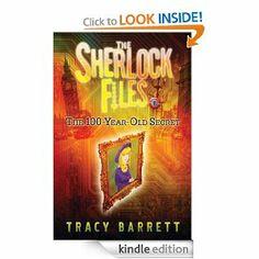 The Sherlock Files: The 100 Year Old Secret  BL:4.4/AR:4.0