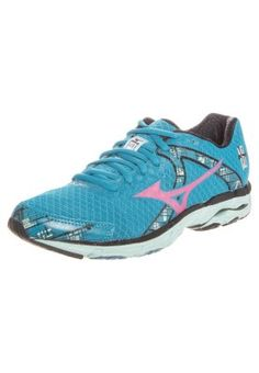 WAVE INSPIRE 10 - Stabilty running shoes - turquoise