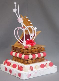1000 images about pieces montees on pinterest croquembouche mariage and french wedding cakes. Black Bedroom Furniture Sets. Home Design Ideas