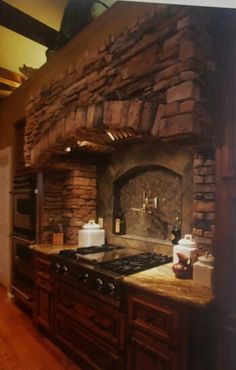 Brick Arch Over Stove Kitchens Pinterest Brick Arch