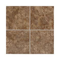 American Olean�50-Pack 6-in x 6-in Belmar Tortoise Ceramic Wall Tile (Actuals 6-in x 6-in)