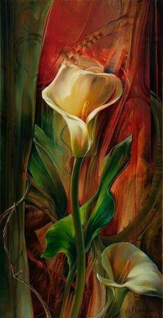 Oil painting Flowers art metallic canvas wall art good paint for canvas gray framed wall art green and grey wall art Grey Wall Art, Framed Wall Art, Canvas Wall Art, Oil Painting Flowers, Painting & Drawing, Art Floral, Best Paint For Canvas, Cool Paintings, Painting Techniques