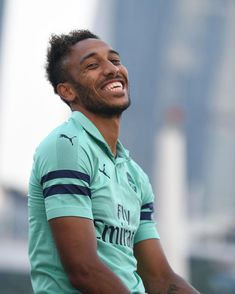 a61170616 Does  aubameyang97 look good in our new third kit   Arsenal  Aubameyang