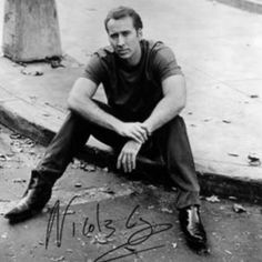 Nicolas Cage; fell at 17 and it sticks