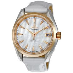 Seamaster Aqua Terra Midsize Chronometer Men's Watch