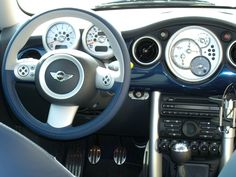 """my Mini Cooper """"John Cooper Works"""" - built and ordered on line"""