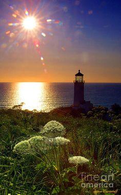 North Head Lighthouse - Washington