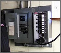 Generator transfer switch wiring diagram Home Stuff in