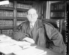 1920s judge