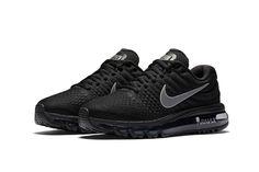 Nike Air Max 2017 Blue and Black