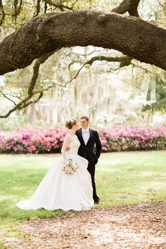 A Classic, 18th Century-Inspired Wedding at the Historic Thomas Center in Gainesville, Florida Published on The Knot!!