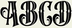 Letterhead Fonts / LHF Signmaker 2/ Antique Fonts