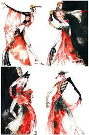 Image result for sketching for fashion designers