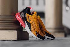 "A Closer Look at the Nike Air Max 270 ""University Gold"""