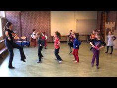 dans op Woeste Willem - YouTube