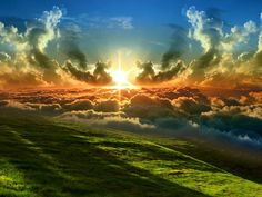 Nature Declares Gods Glory | What Does Heaven Look Like