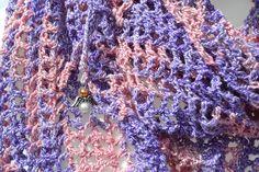 Sommertuch Schutzengel gehäkelt - Handgemachte Sachen Handmade, Lilac, Nice Things, Summer, Nice Asses, Hand Made, Handarbeit
