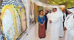 More than 40 paintings on Qatar created by 22 artists from 14 countries at the recent Al Asmakh International Symposium on Fine Art 2013 will soon adorn the walls of Wyndham Grand Regency Doha as the hotel's initial step to be an art hub