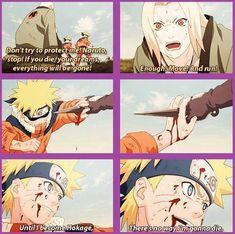 Naruto and Tsunade, I loved this episode Sasuke Sakura, Naruto And Sasuke, Kakashi, Anime Naruto, Hinata, Naruto Gaiden, Naruto Shippuden, Boruto, Manga Anime