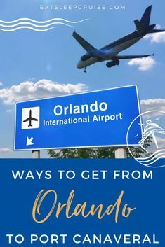 Best Way to Get from Orlando Airport to Port Canaveral - We compare all of the best ways to get from Orlando Airport to Port Canaveral based on price, convenience, and more. Packing List For Cruise, Cruise Tips, Cruise Travel, Florida Travel, Cruise Vacation, Bermuda Vacations, Bahamas Vacation, Cruise Excursions, Cruise Destinations