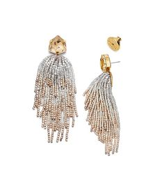 Tory Burch Stone & Tassel Earring, I'm sooo going to get these!
