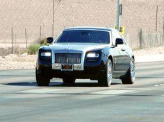 """""""Ghost in the Desert"""" by Dietmar Scherf #ghost #cars #rollsroyce #luxury #wealth #Warhol"""